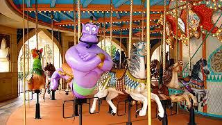 Caravan Carousel Background Music (Tokyo Disney Sea)/キャラバンカルーセル BGM (東京ディズニーシー)