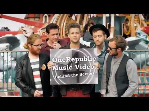 Walt Disney World OneRepublic Good Life Music Video Making Of Video