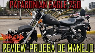 Patagonian Eagle 250 || Review