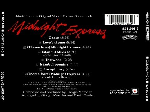 Giorgio Moroder - Theme From The Midnight Express (Instrumental)