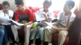 Tanjay National High School Radiobroadcasting English 1st DSPC 2014