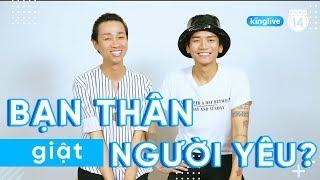 KINGLIVE | Bất ngờ trước phản ứng của BB Trần và Hải Triều khi bị bạn thân giật người yêu
