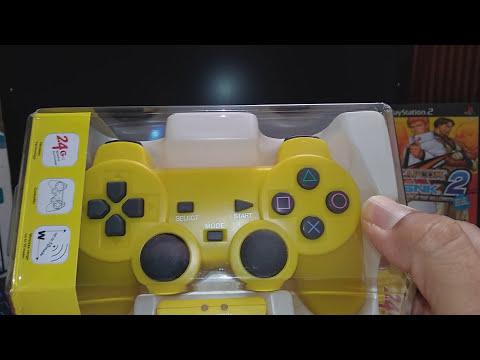 PlayStation 2 analog controller generic