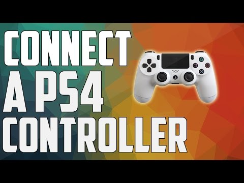 how-to-connect-a-ps4-controller-to-pc-(easiest-way)