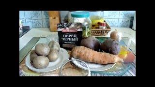 Винегрет. Как приготовить салат винегрет (рецепт)
