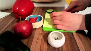 Was ein Hamster isst und braucht | What a hamster eat and need