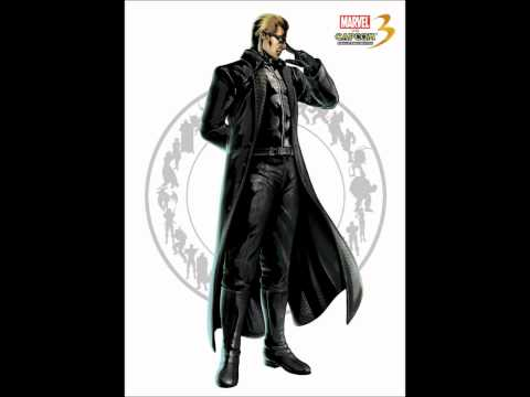Theme of Albert Wesker- Winds of Madness (Remix)