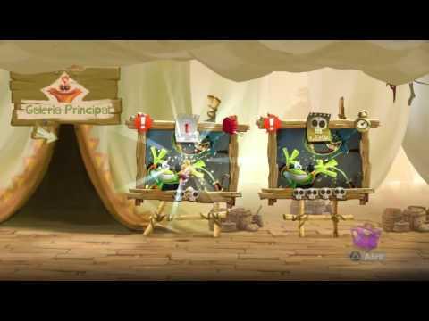 Rayman Legends - Grandiosidade Final (FINALMENTE)