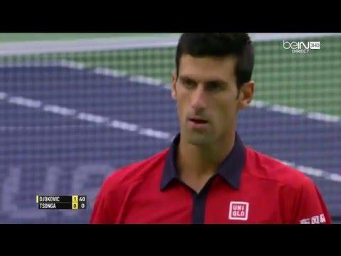 Djokovic vs Tsonga (2015 Shanghai Masters) Final Highlights HD