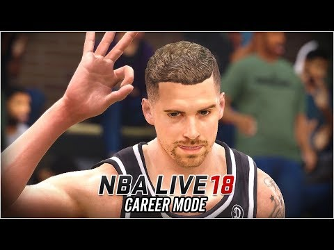 NBA LIVE 18 Career Mode - Ep 5 - DREW LEAGUE & DRAFT COMBINE!! (NBA Live 18 The One #5)