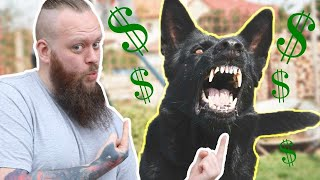 Spending $50,000 On A GUARD DOG!