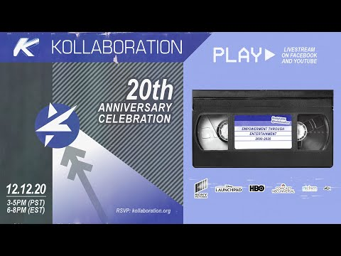 Kollaboration 20th Anniversary Celebration