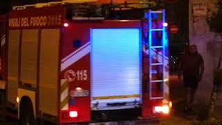 Auto incendiata su via Tarantini
