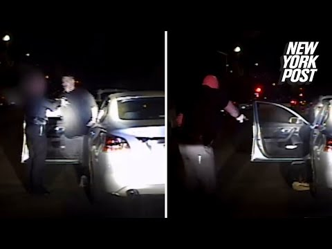 Female cop shot point-blank by gang member during traffic stop Mp3