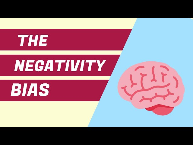 Why it's easier to be negative