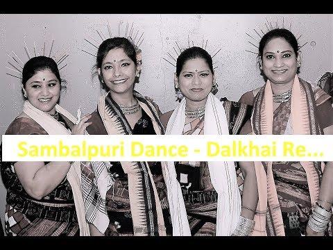 Dalkhai Re by Vancouver Odia Group Sambalpuri Dance