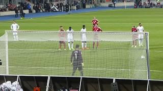 Penalty Joachim ● Luxembourg vs France 2017