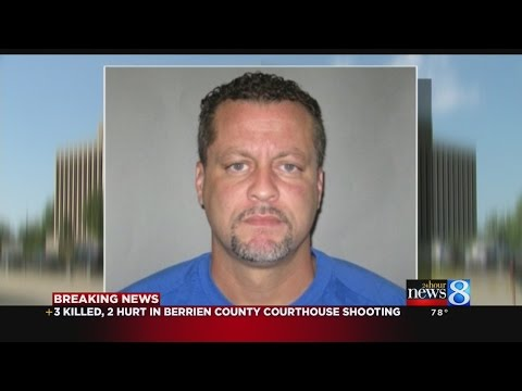 Berrien County courthouse shooter identified