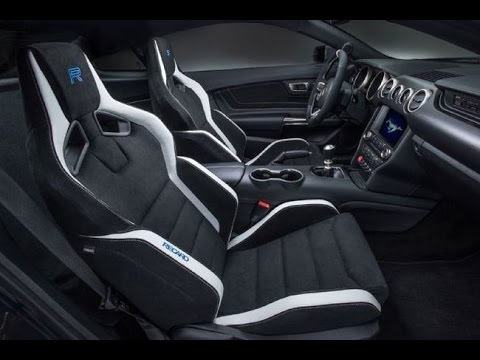 2017 Ford Gt Interior Youtube