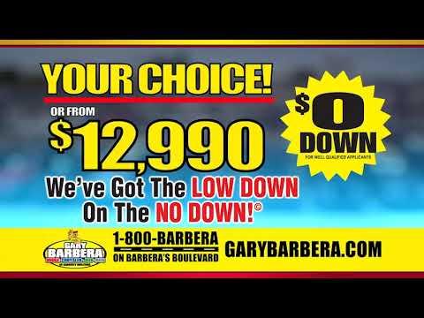 gary barbera on the boulevard
