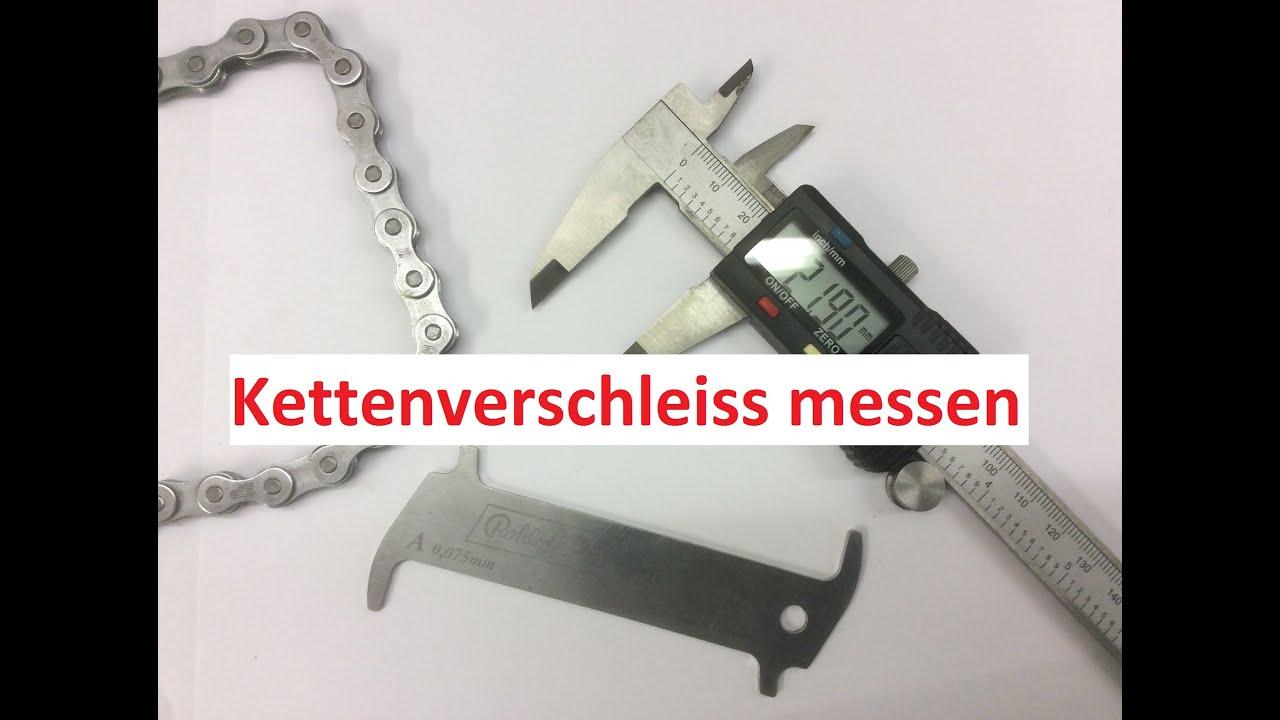 Rohloff Kette Verschleiß Messung Caliber 2 Kettenmesslehre