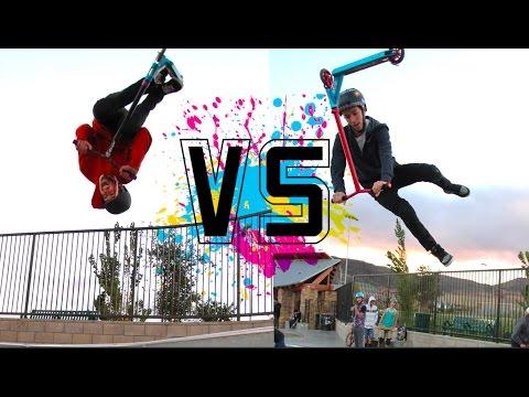 Corey Funk VS Capron Funk   Game Of S.C.O.O.T