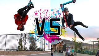 Corey Funk VS Capron Funk | Game of S.C.O.O.T