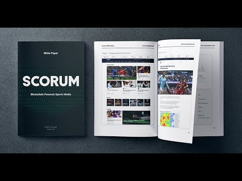 Scorum: The Future of Sports Media Powered By Blockchain