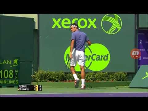 Mejores puntos del Tenis / impresionantes puntos