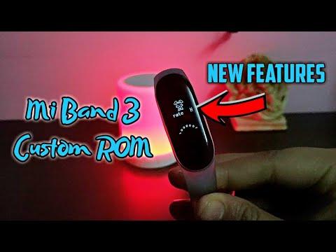 Mi Band 3 Custom ROM   How to Install Custom ROM in Mi Band 3   How to  Change Date format Mi band 3