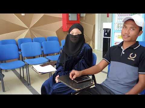 Teaching English To An Arabian Housewife