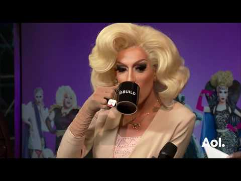 """The Cast Of RuPauls Drag Race All Stars"""" On The Season 2 Premiere   BUILD Series"""