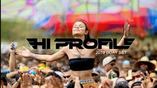 HI PROFILE ✪ 2019 B-Day NYE Mix