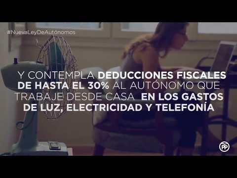 La Ley de Autónomos es lo que necesitaba La España Emprendedora