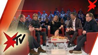 Die Kelly Family im Talk - Angelo, Patricia, Joey und John zu Besuch im stern TV-Studio | stern TV