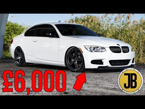 Top 5 CHEAP & FAST Diesel Cars With INSANE Fuel Economy! (UNDER £6,000)