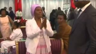 RTG-Commémoration des 5 ans de disparition de feu Omar Bongo Ondinga: la famille a offert un diner