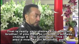 Christians believe that God is One.! (Adnan Oktar)