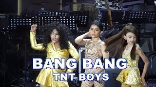 TNT BOYS IMPERSONATES JESSIE J, ARIANA GRANDE AND NICKI MINAJ - TNT BOYS CONCERT