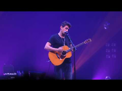 Slow Dancing in a Burning Room: John Mayer 10/7/18 Modell Lyric Baltimore, MD