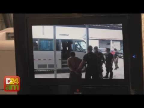 PF prende narcotraficante peruano na Amazônia