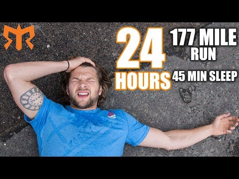 7 MARATHONS IN 24 HOURS - HARDEST THING WE'VE EVER DONE