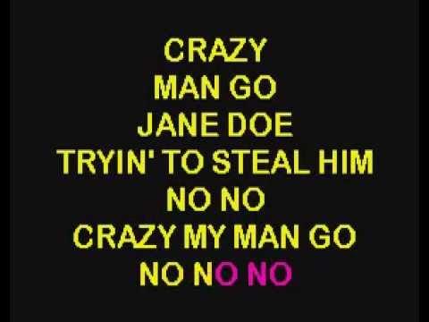 Alicia Keys   Jane Doe (Karaoke)
