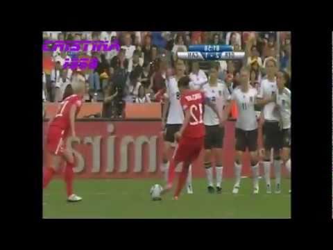 Christine Sinclair Goals 2011!!!