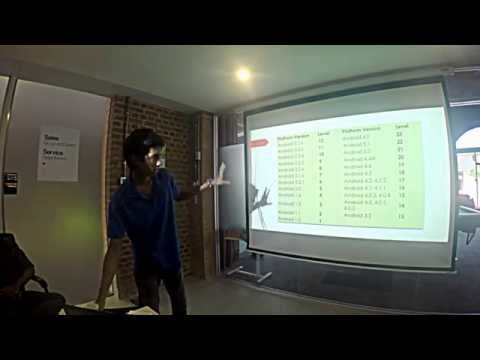 Tech Talk - Introduction to Android App Development