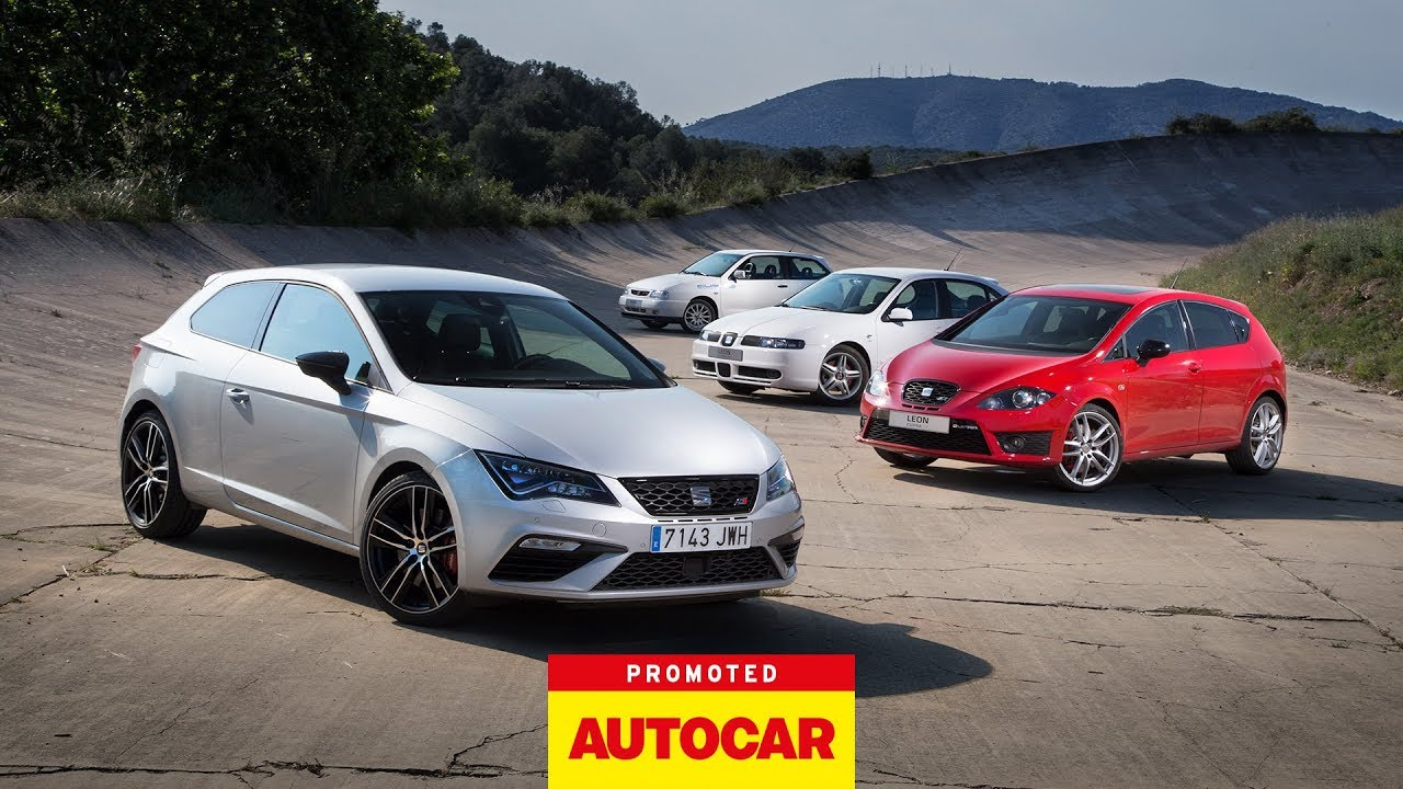 Sponsored: A history of Cupra | Autocar