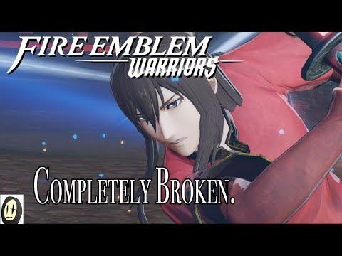 Fire Emblem Warriors - Navarre is Unbelievable! (DLC)