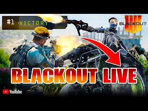 BLACKOUT LIVE!!! (15,500+ Kills - 10+ K/D - 430+ Wins) Call Of Duty: Black Ops 4 thumbnail
