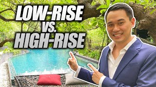 Bangkok Rental Tour: High-Rise vs. Low-Rise Condo Living?