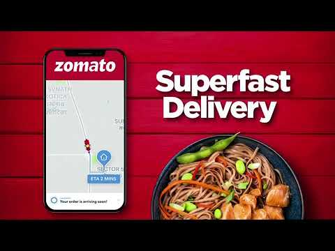 Safe Food Deliver With Zomato